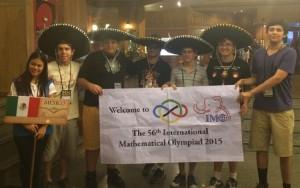 Olimpiada Internacional de Matemáticas
