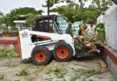 Coatzacoalcos: Continúan trabajos de rehabilitación por daños de Tromba Marina