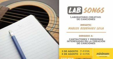 Invitan a un taller para aprender a componer canciones