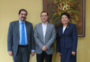 Visita Laredo Jefe Magistrado del TLCAN