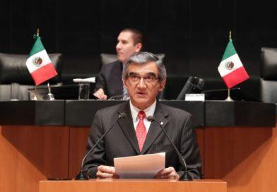 Senado actuará con sensatez y prudencia en revisión de tratado trilateral: Américo Villarreal