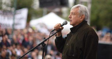 Nuevo gobierno federal tramitará extradición de César Duarte, afirma AMLO en Chihuahua