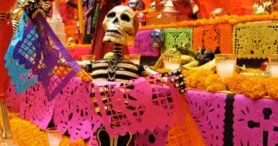 Nuevo Laredo: Abren la convocatoria para 'La Muerte Desmitificada 7'