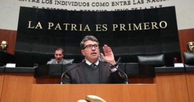 Plantea Ricardo Monreal creación de Ley de Fomento a la Confianza Ciudadana