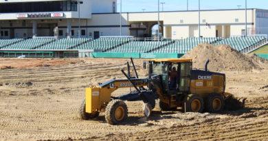 El Uni-Trade Stadium se renueva para la Temporada 2019