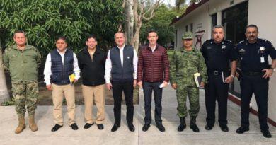 Es Madero sede de Reunión Estatal de Seguridad