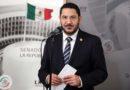 Senadores pagarán impuestos por sus ingresos y aguinaldo: Martí Batres