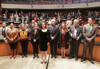 Ratifican a Eréndira Sandoval como titular de la SFP
