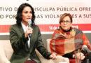 La Comisión para la Igualdad de Género, de la mano de la sociedad, construirá una agenda feminista: Martha Lucía Micher