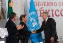 Gobierno de México y ONU establecen alianza estratégica contra la corrupción