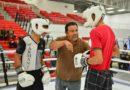Nuevo Laredo: Invitan a jóvenes pugilistas a la plática 'Conceptos Básicos de Box'