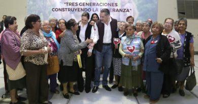 Fomenta Gobierno de Madero la Inclusión Social de Adultos Mayores