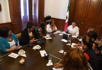 Puebla: Claudia Rivera Vivanco sostuvo reunión de trabajo con la Red Plural de Mujeres
