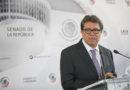 Positiva, la relación entre el Ejecutivo y la Cámara Alta a 100 días de Gobierno de AMLO: Ricardo Monreal