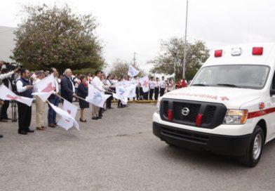 Tamaulipas: Inicia la colecta anual de la Cruz Roja 2019