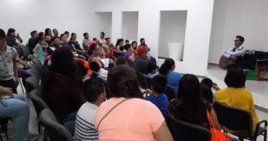 Nuevo Laredo: Llevará actividad para niños a la biblioteca 'Emiliano Zapata'