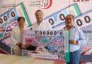 Histórico, Ciudad Madero será sede de la Lotería Nacional