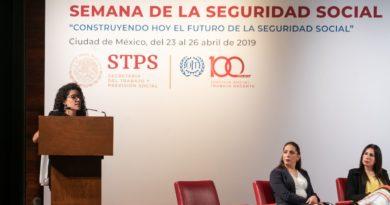 Combatirá el Gobierno de México la precarización laboral: Luisa María Alcalde