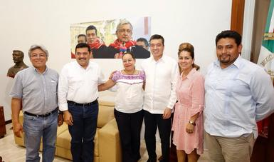 Secretaría de Bienestar acuerda con gobiernos de Chiapas y Veracruz impulsar el Programa Sembrando Vida