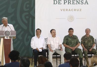 Presidente anuncia próxima visita a Minatitlán