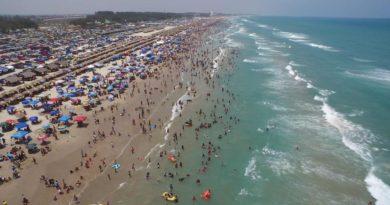 Playa Miramar lista para recibir a turistas: Adrián Oseguera
