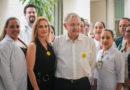 México tendrá un sistema de salud de primer orden, afirma presidente AMLO