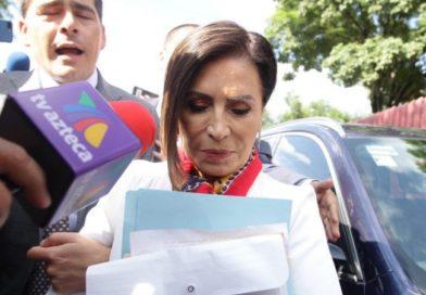 Juez vincula a proceso a Rosario Robles; irá a Santa Martha Acatitla