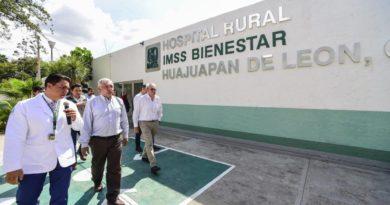 Ampliación de hospitales y centros de salud beneficiará a unidad de Huajuapan, Oaxaca