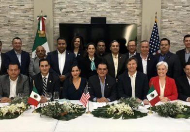 Embajador Christopher Landau visita por primera vez Nuevo Laredo